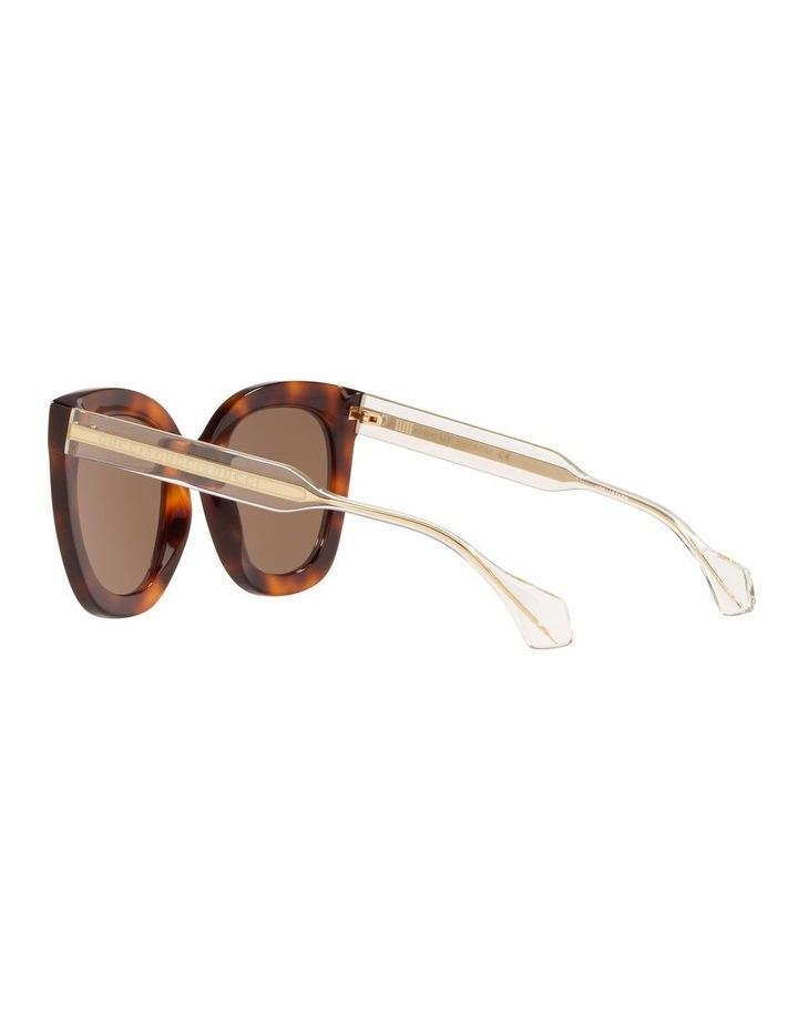 Brown Cat Eye Sunglasses 0GC001334 1528773002 image 5