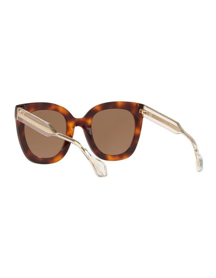 Brown Cat Eye Sunglasses 0GC001334 1528773002 image 6