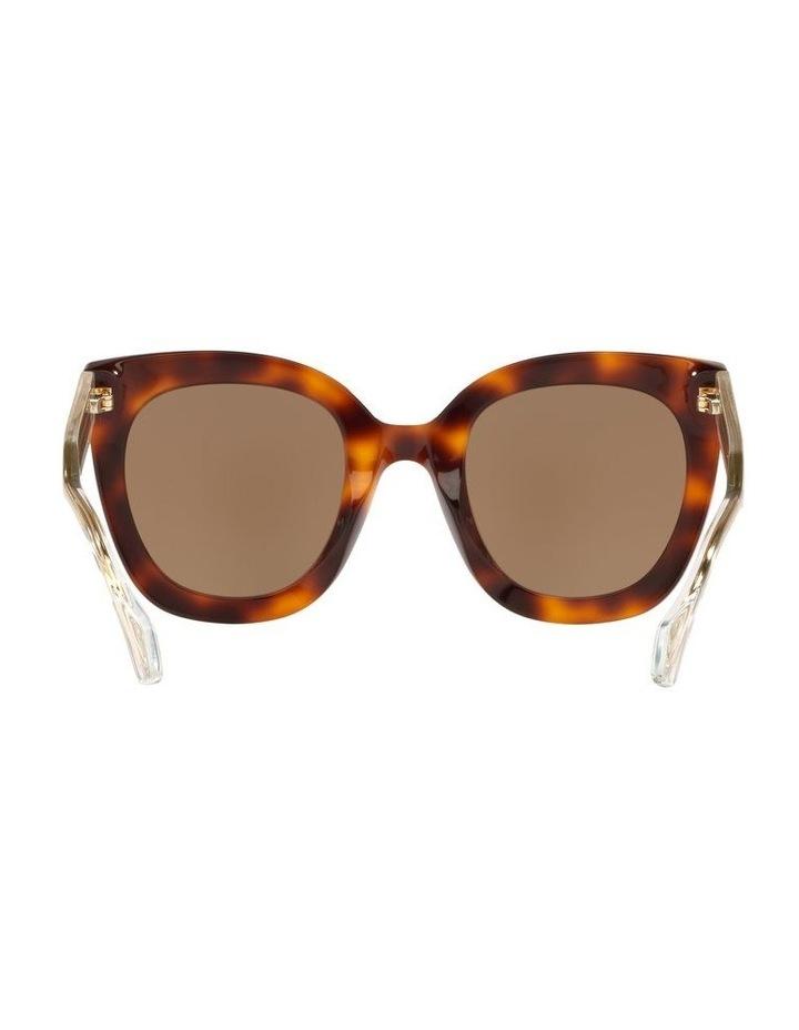 Brown Cat Eye Sunglasses 0GC001334 1528773002 image 7