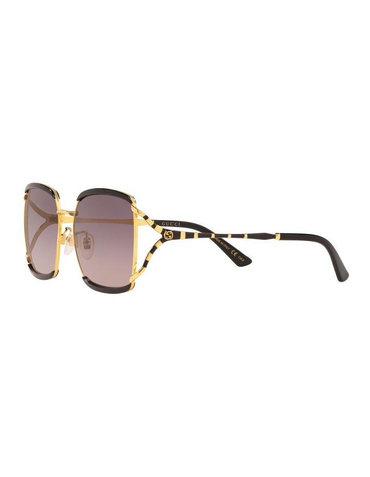 Grey Square Sunglasses 0GC001339 1528776001 image 3