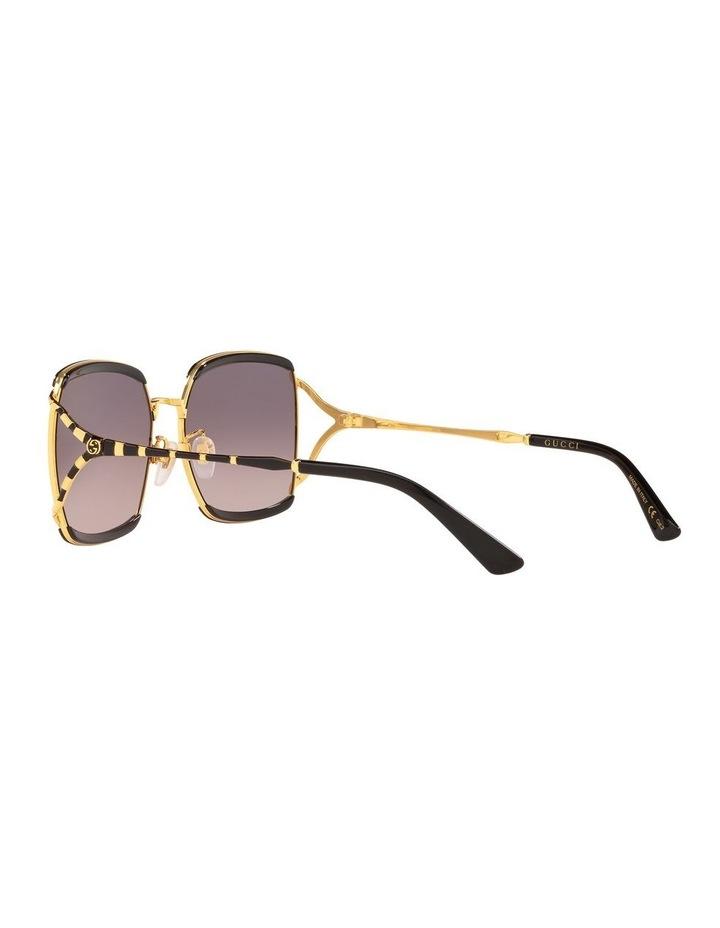 Grey Square Sunglasses 0GC001339 1528776001 image 5