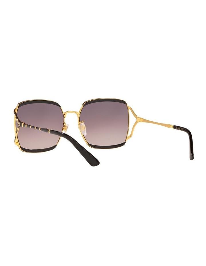 Grey Square Sunglasses 0GC001339 1528776001 image 6