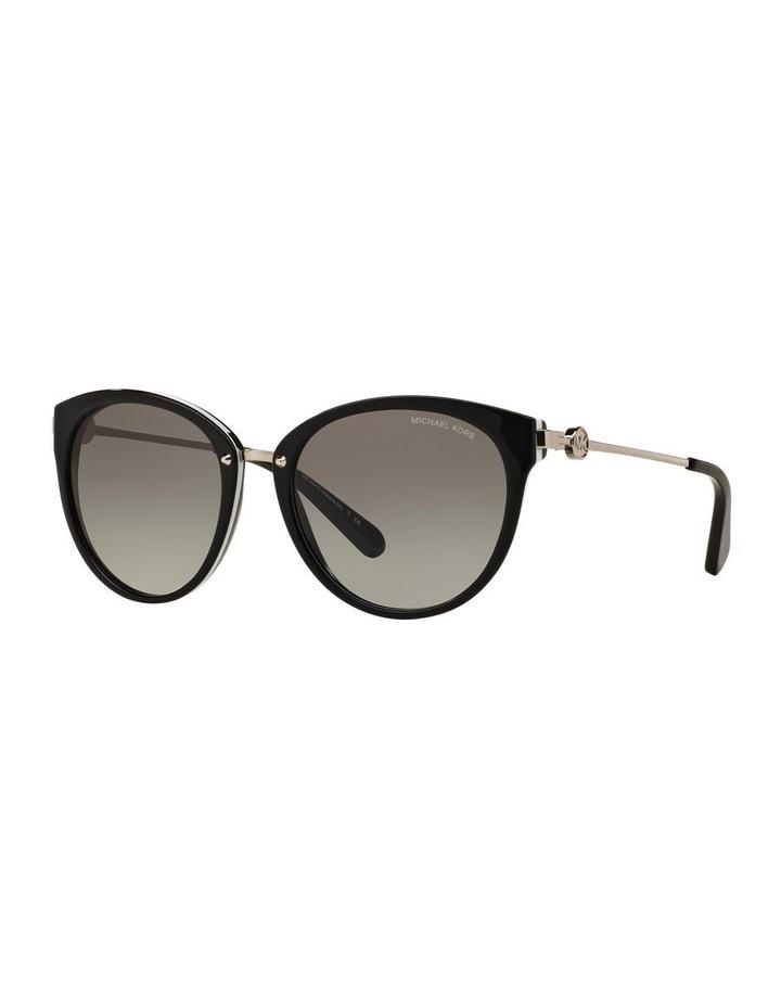 Grey Round Sunglasses 0MK6040 1510156003 image 1