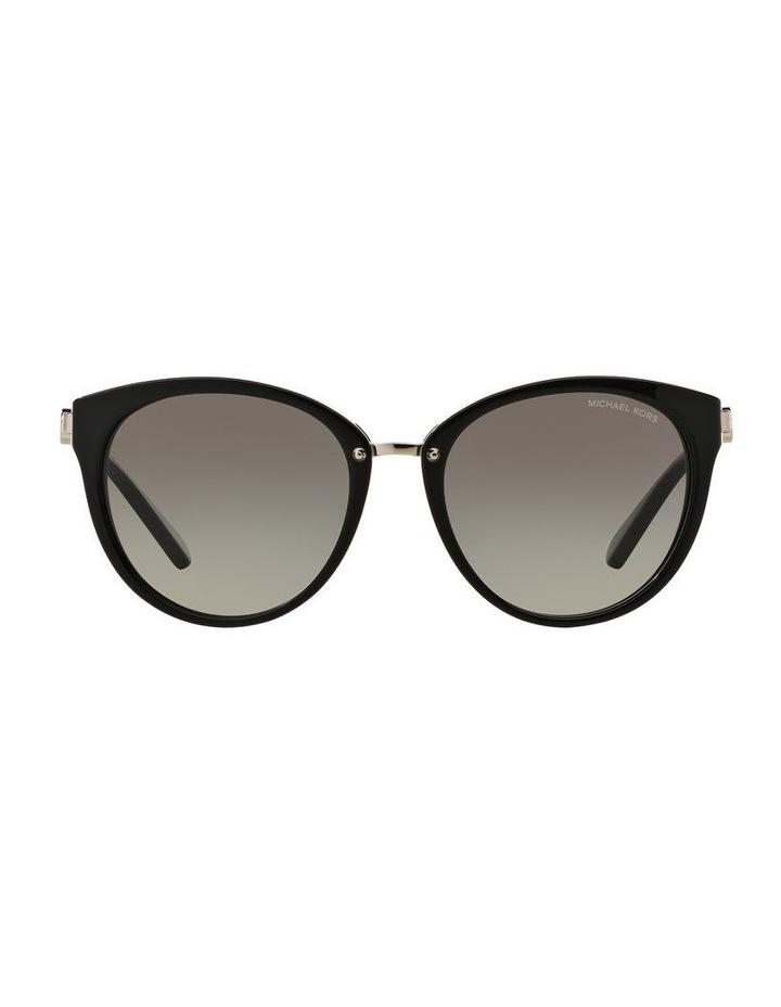 Grey Round Sunglasses 0MK6040 1510156003 image 2