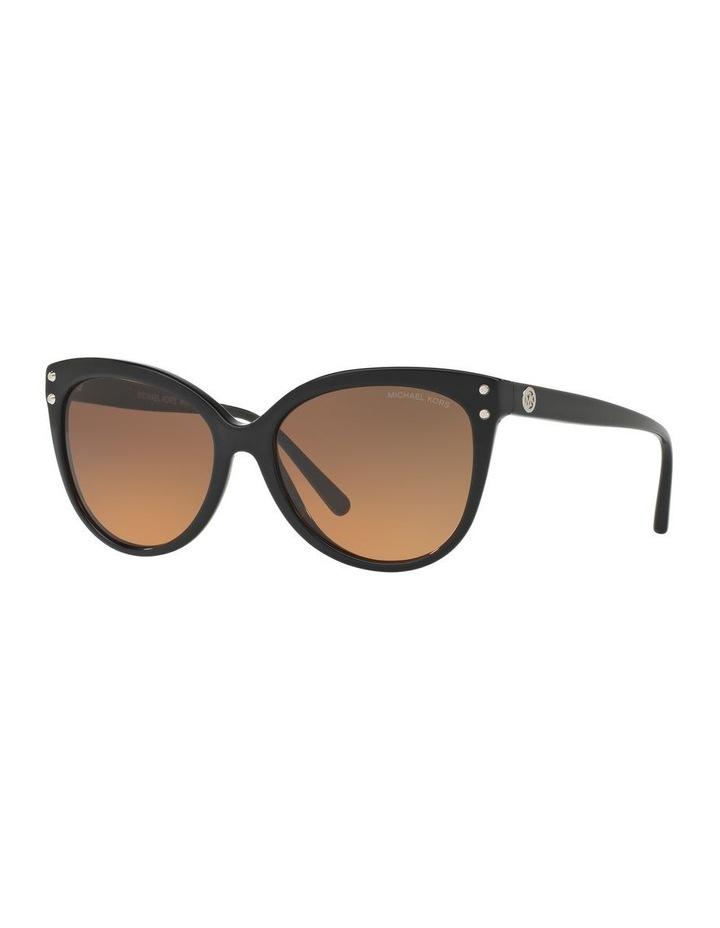 Grey Round Sunglasses 0MK2045 1515416001 image 1