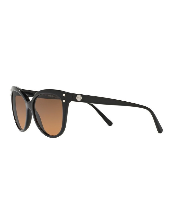 Grey Round Sunglasses 0MK2045 1515416001 image 3