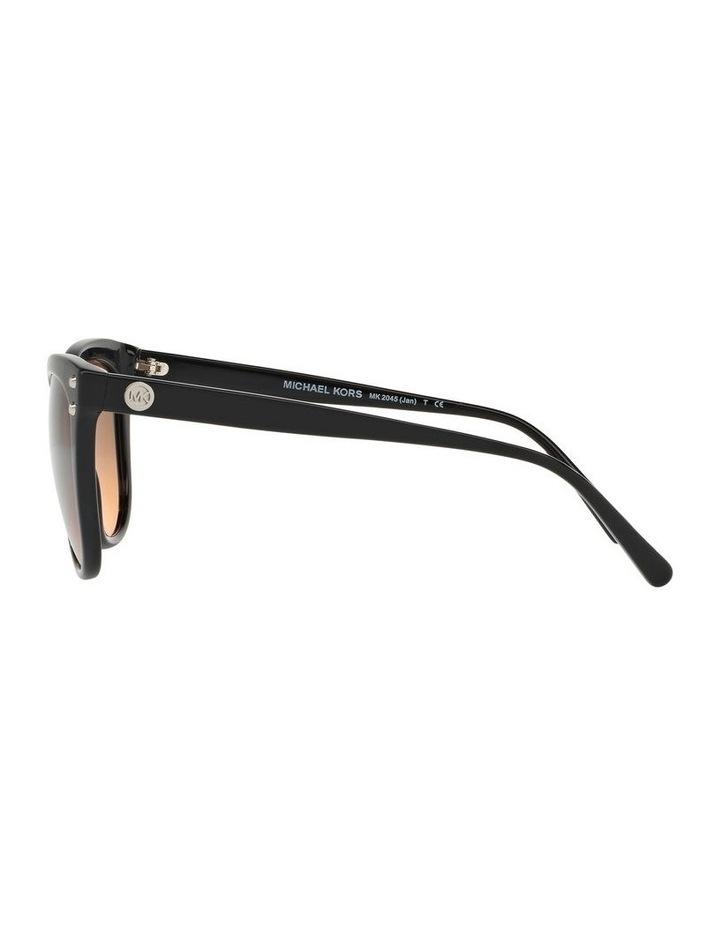 Grey Round Sunglasses 0MK2045 1515416001 image 4