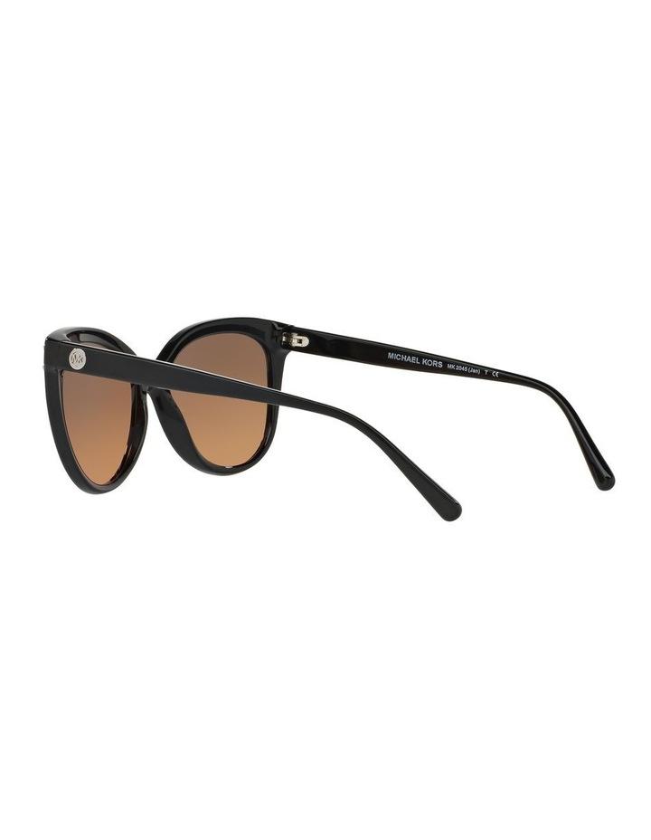 Grey Round Sunglasses 0MK2045 1515416001 image 5