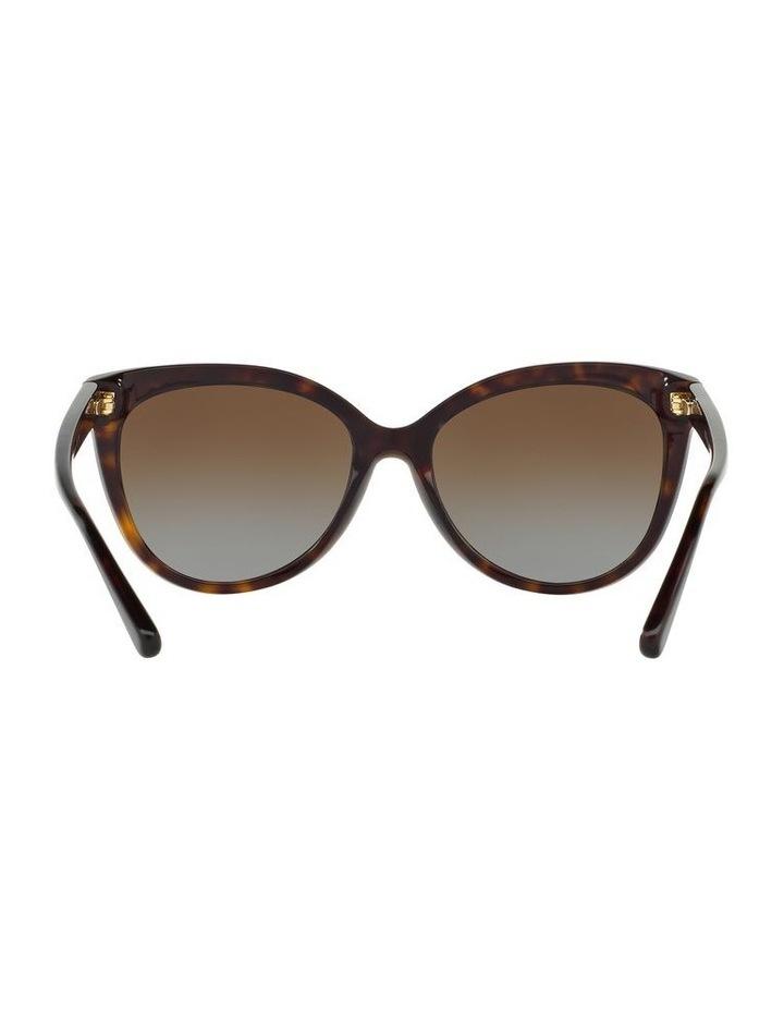 Brown Round Sunglasses 0MK2045 1515416002 P image 7