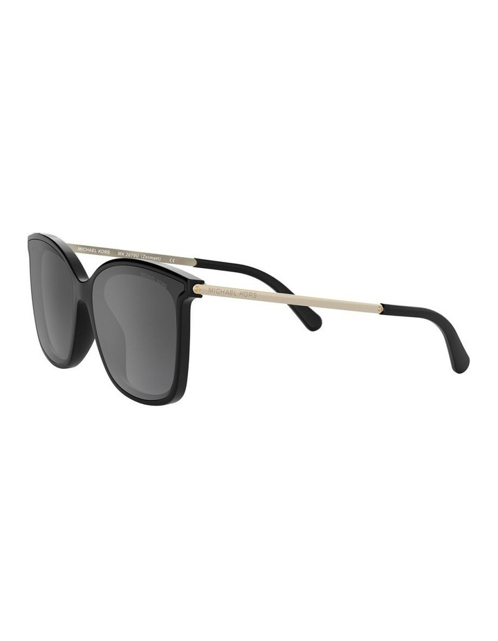 Grey Square Sunglasses 0MK2079U 1521884003 image 3