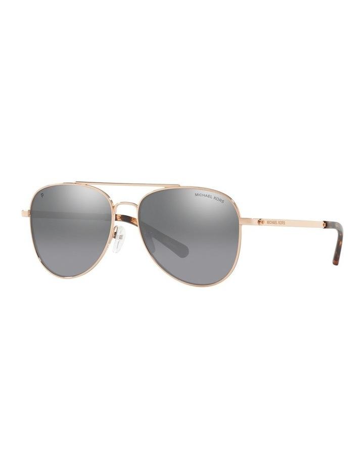 Grey Aviator Sunglasses 0MK1045 1523562002 P image 1