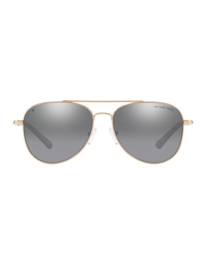 Grey Aviator Sunglasses 0MK1045 1523562002 P image 2