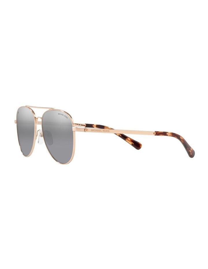 Grey Aviator Sunglasses 0MK1045 1523562002 P image 3