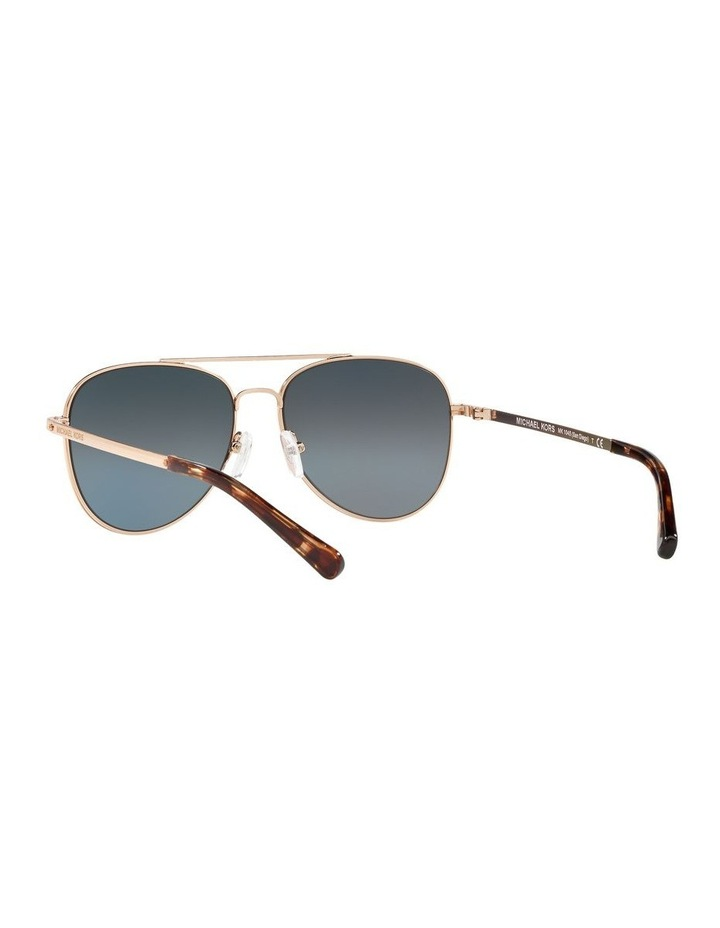 Grey Aviator Sunglasses 0MK1045 1523562002 P image 6