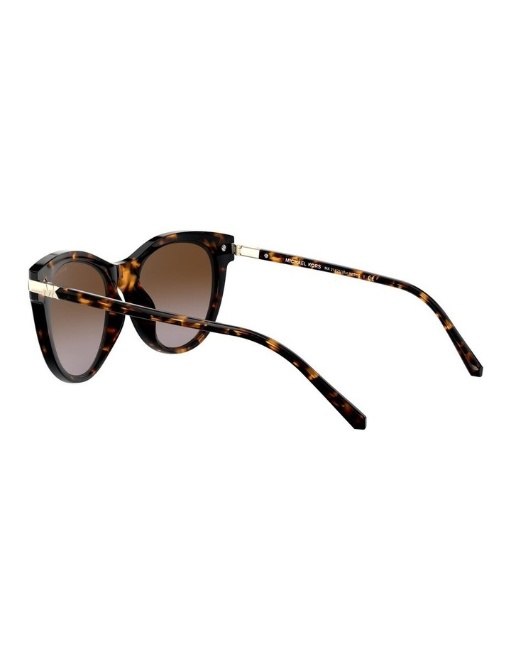 Brown Round Sunglasses 0MK2112U 1526443003 image 5