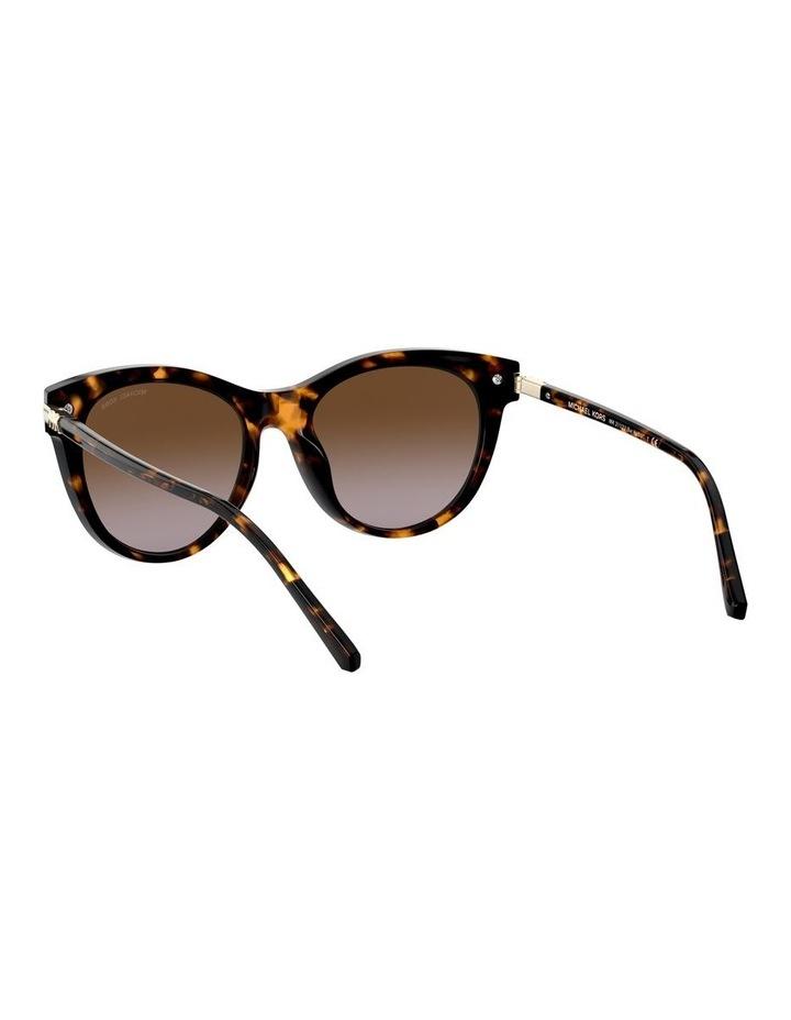 Brown Round Sunglasses 0MK2112U 1526443003 image 6