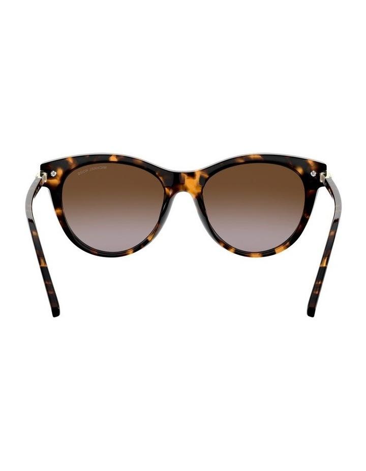 Brown Round Sunglasses 0MK2112U 1526443003 image 7