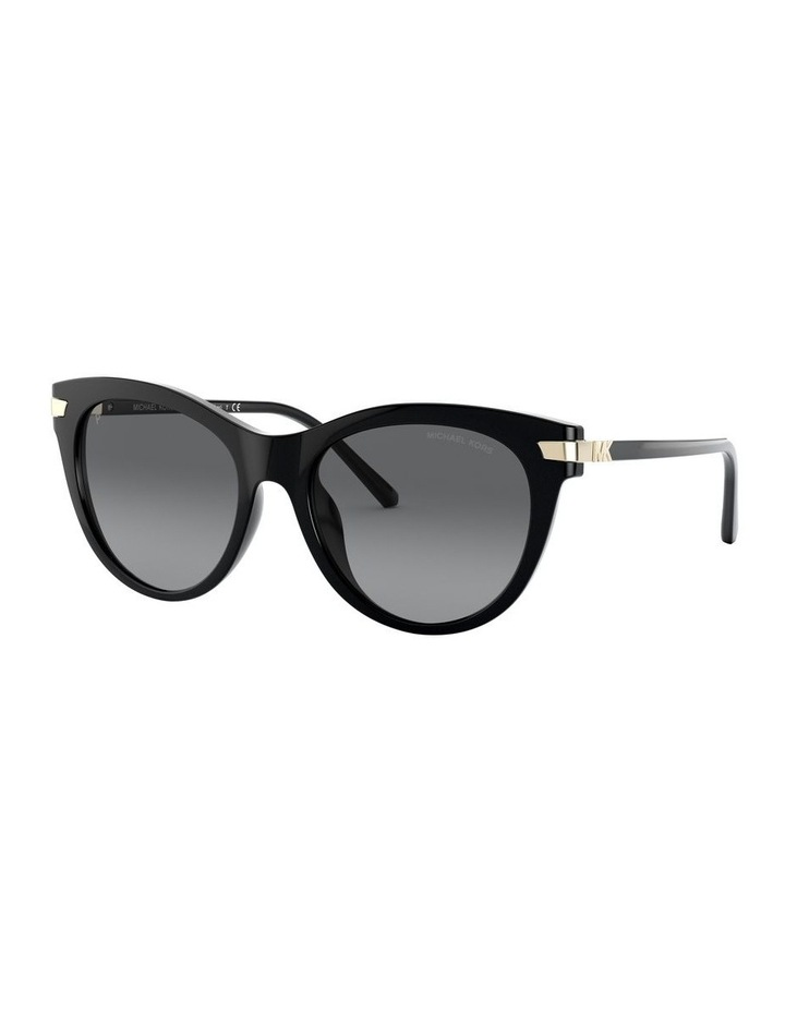 Grey Round Sunglasses 0MK2112U 1526443004 image 1