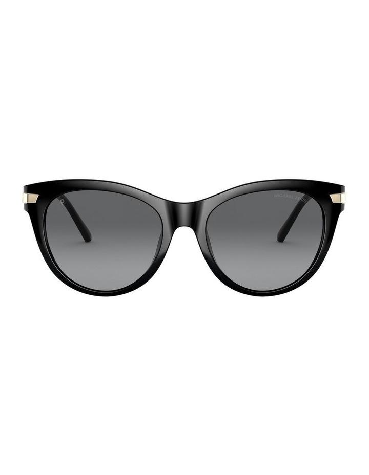 Grey Round Sunglasses 0MK2112U 1526443004 image 2