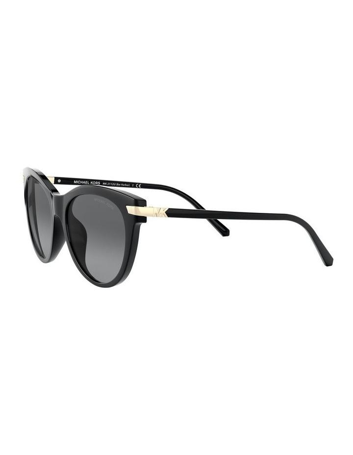 Grey Round Sunglasses 0MK2112U 1526443004 image 3