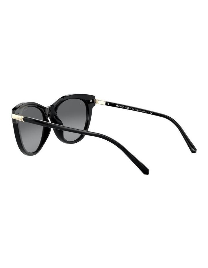 Grey Round Sunglasses 0MK2112U 1526443004 image 5