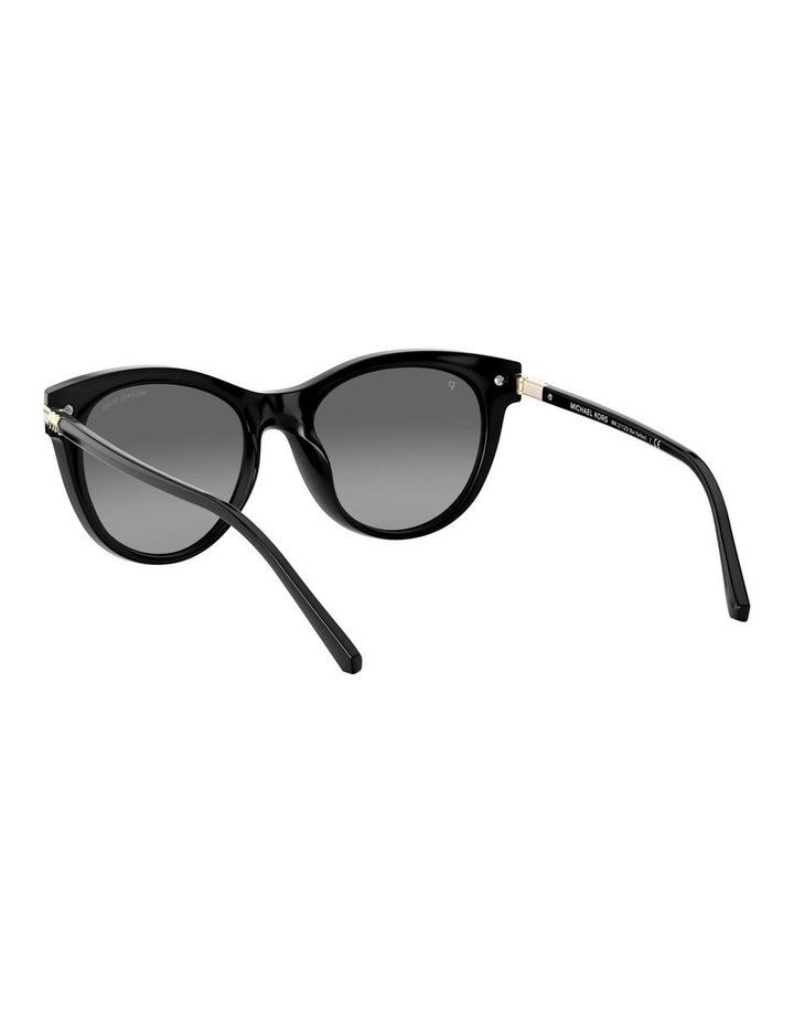 Grey Round Sunglasses 0MK2112U 1526443004 image 6