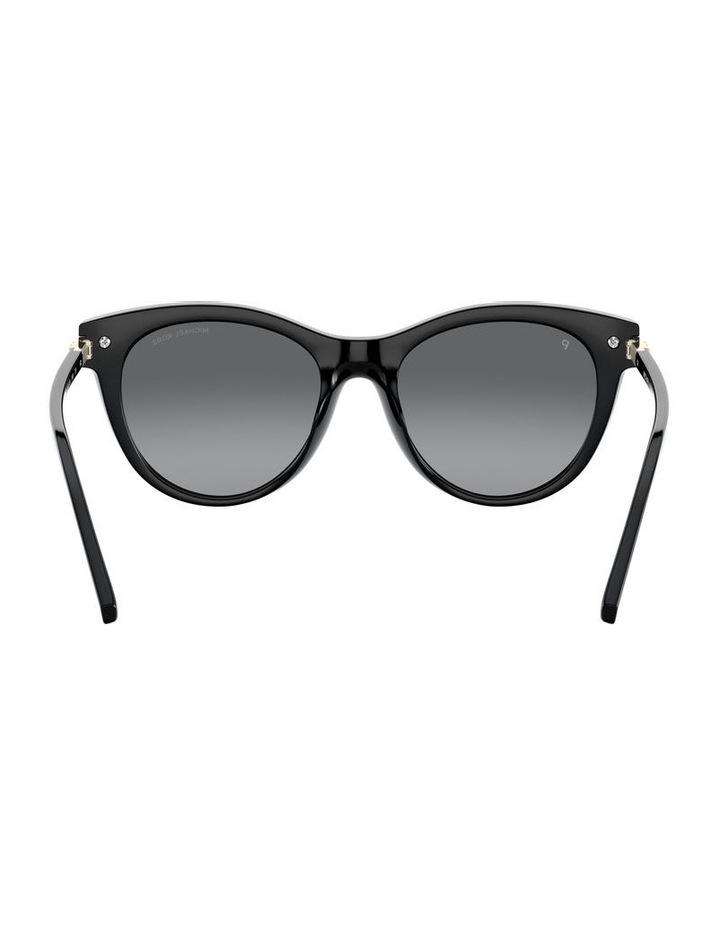 Grey Round Sunglasses 0MK2112U 1526443004 image 7