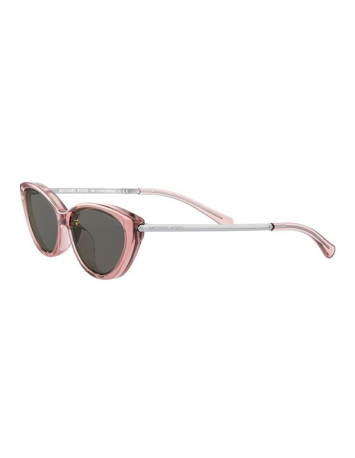 Grey Cat Eye Sunglasses 0MK2109U 1528726003 image 3