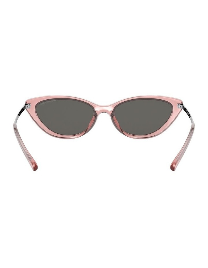 Grey Cat Eye Sunglasses 0MK2109U 1528726003 image 7