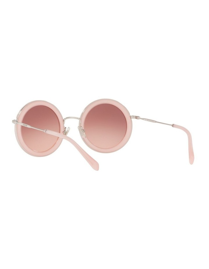 Brown Round Sunglasses 0MU 59US 1523644001 image 6