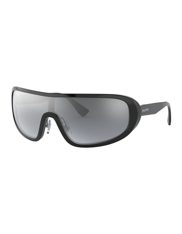 Grey Shield Sunglasses 0MU 06VS 1528378001 image 1