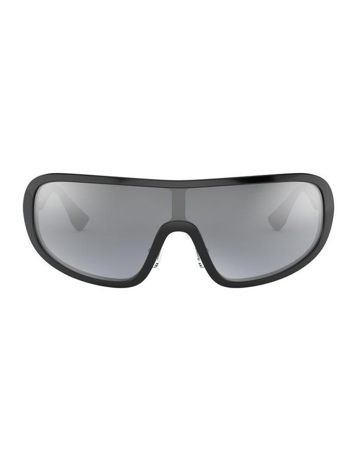 Grey Shield Sunglasses 0MU 06VS 1528378001 image 2