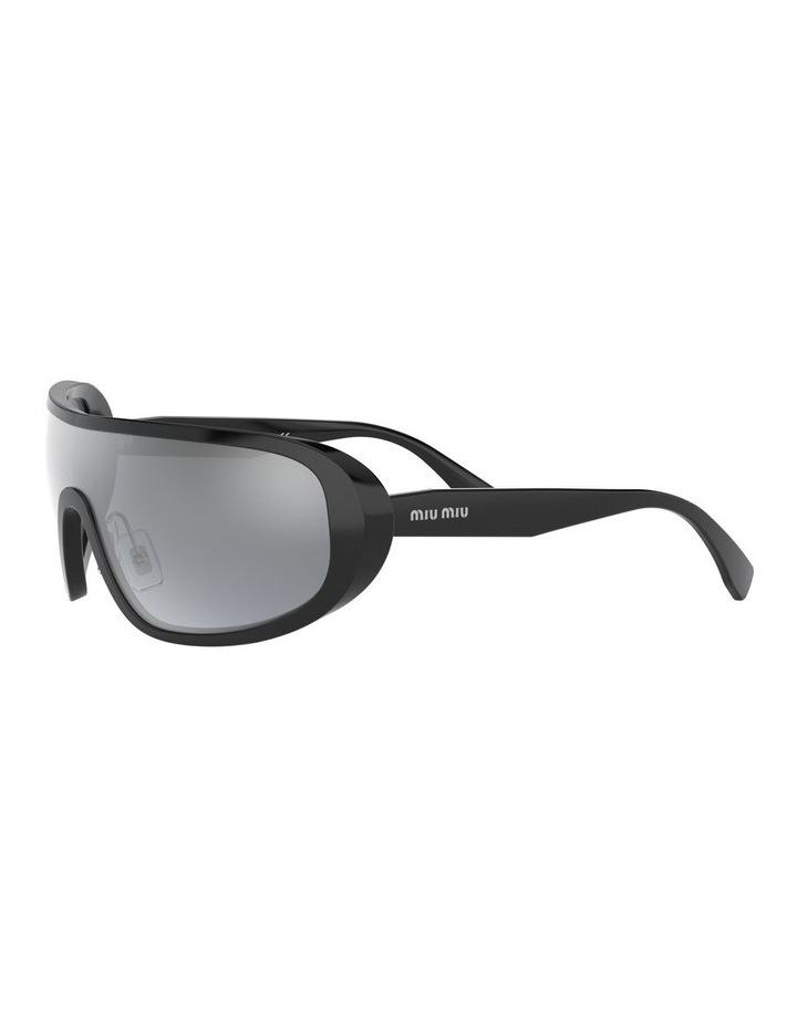 Grey Shield Sunglasses 0MU 06VS 1528378001 image 3