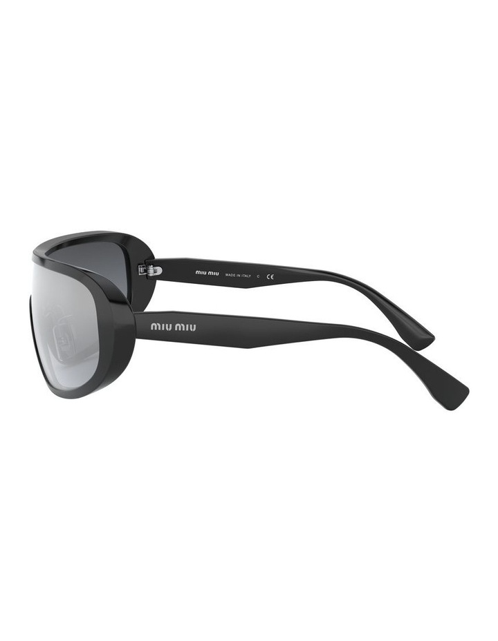 Grey Shield Sunglasses 0MU 06VS 1528378001 image 4