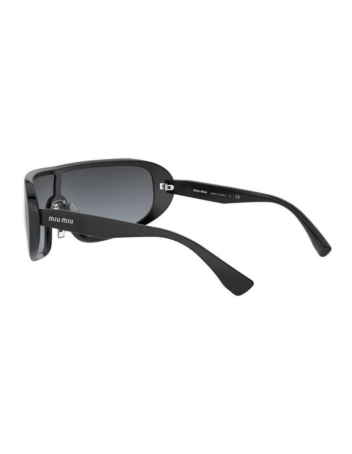 Grey Shield Sunglasses 0MU 06VS 1528378001 image 5