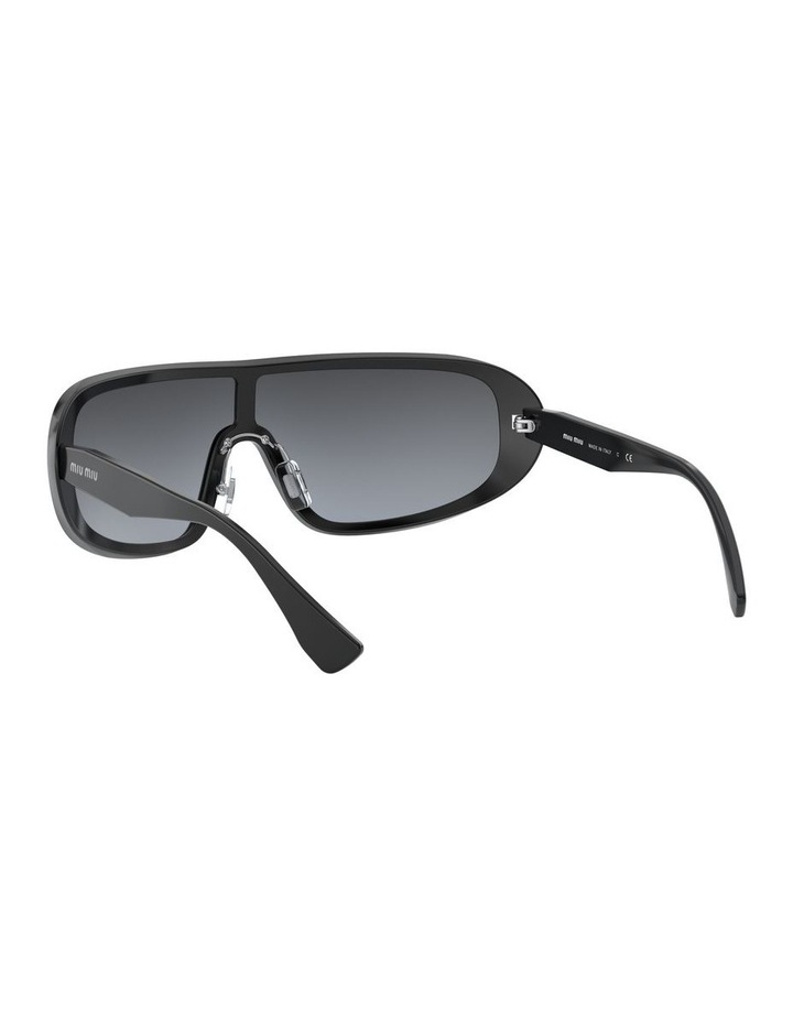Grey Shield Sunglasses 0MU 06VS 1528378001 image 6