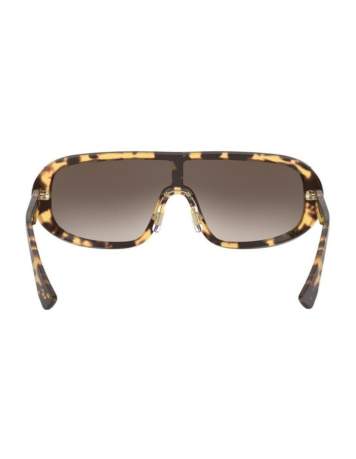Brown Shield Sunglasses 0MU 06VS 1528378002 image 7