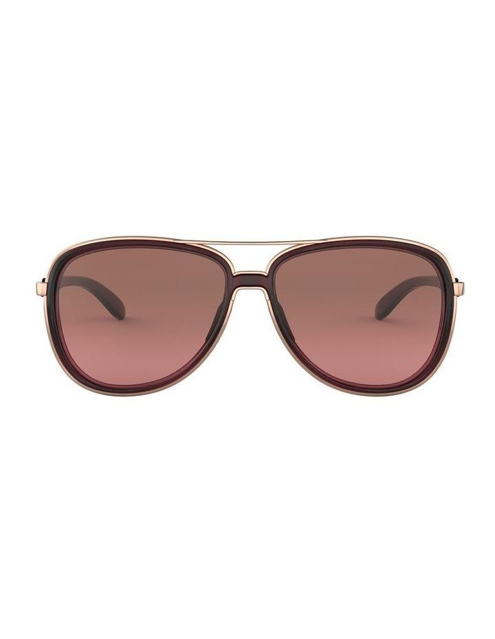 Split Time Black Pilot Sunglasses 0OO4129 1518681002 image 2
