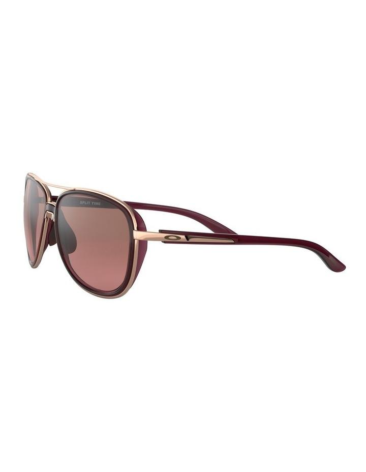 Split Time Black Pilot Sunglasses 0OO4129 1518681002 image 3