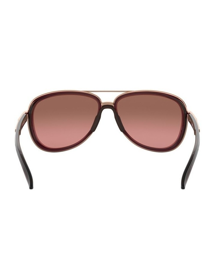 Split Time Black Pilot Sunglasses 0OO4129 1518681002 image 7