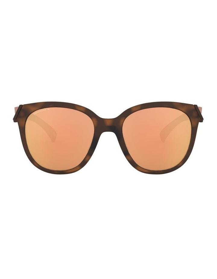 Low Key Polarised Pink Round Sunglasses 0OO9433 1524682008 image 1
