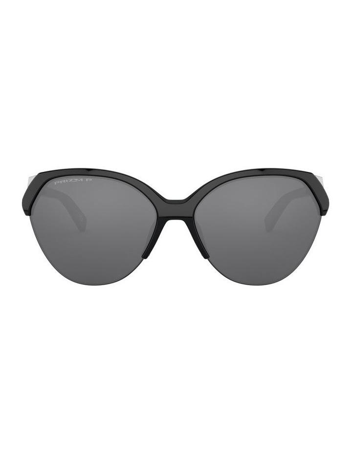 Trailing Point Polarised Black Sport Sunglasses 0OO9447 image 1