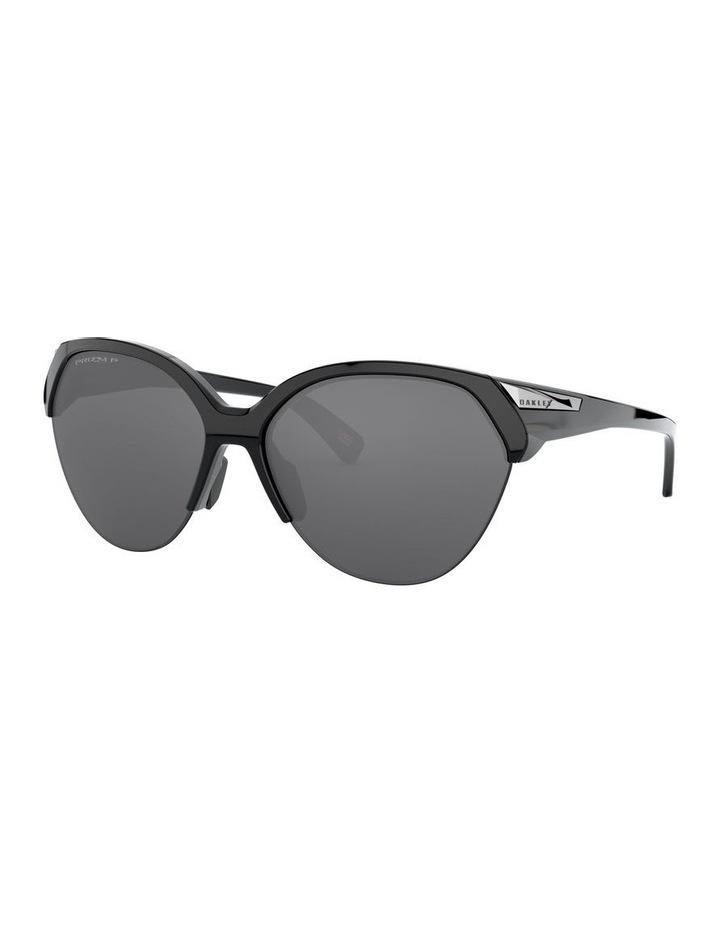 Trailing Point Polarised Black Sport Sunglasses 0OO9447 image 2
