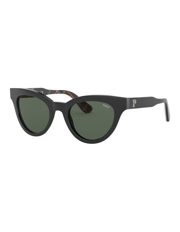 Green Cat Eye Sunglasses 0PH4157 1528345001 image 1