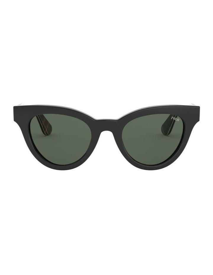 Green Cat Eye Sunglasses 0PH4157 1528345001 image 2