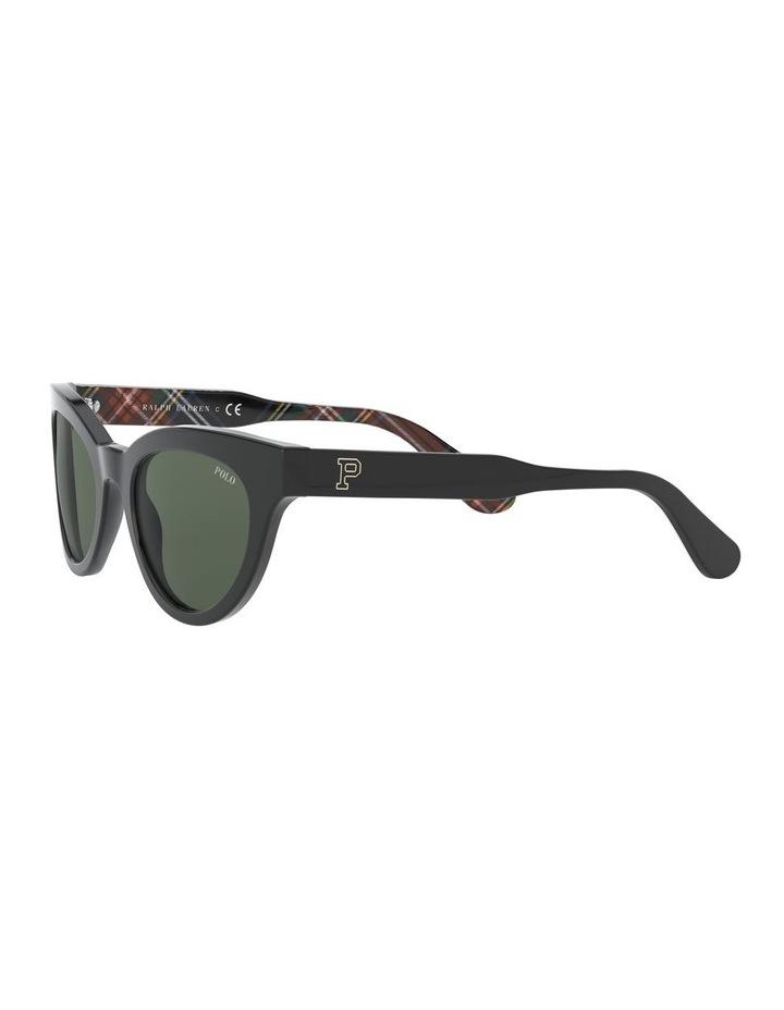 Green Cat Eye Sunglasses 0PH4157 1528345001 image 3