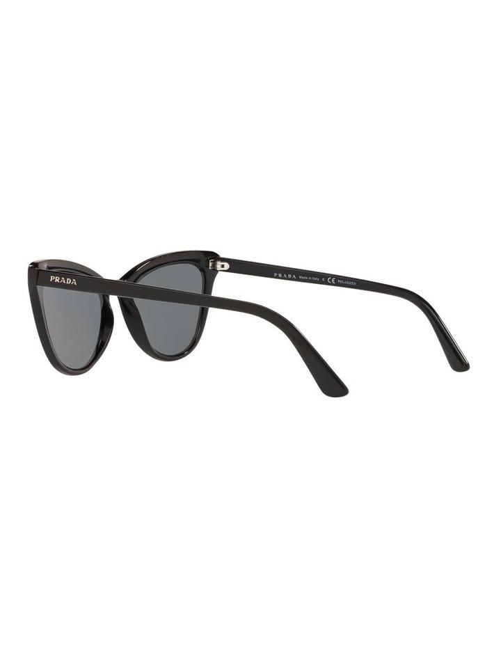 Grey Cat Eye Sunglasses 0PR 01VS 1522074010 image 5