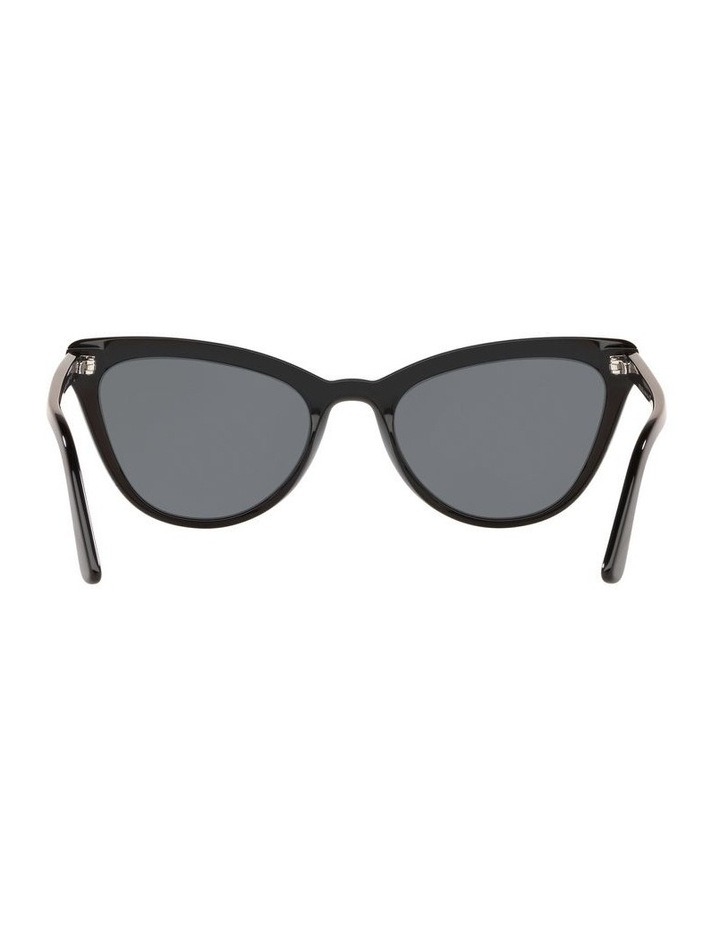 Grey Cat Eye Sunglasses 0PR 01VS 1522074010 image 7