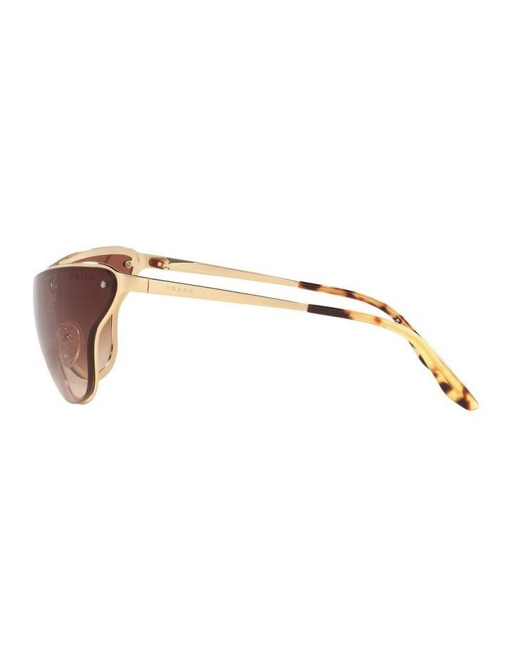 Brown Cat Eye Sunglasses 0PR 74VS 1525200001 image 4