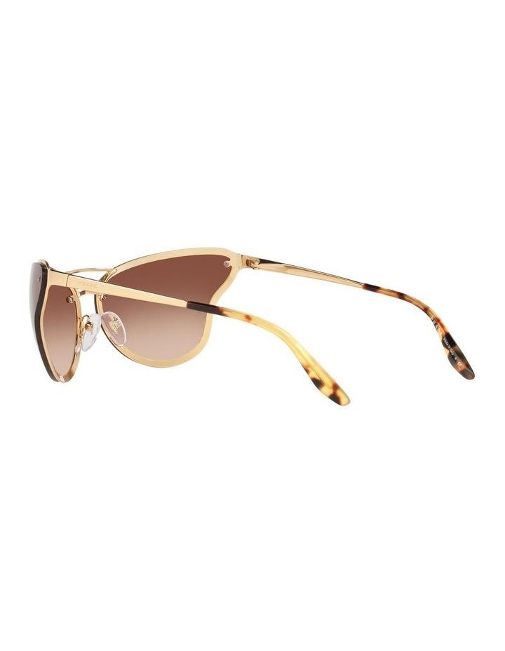 Brown Cat Eye Sunglasses 0PR 74VS 1525200001 image 5